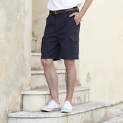 Teflon® coated cargo shorts