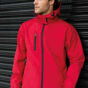 Result Core Mens Lite Hooded Softshell