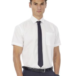 Men's Smart Short Sleeve Shirt Vignette