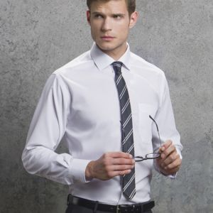 Men's Premium Non Iron Long Sleeve Shirt Vignette