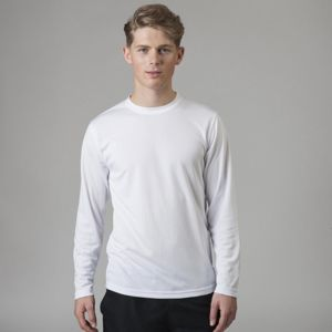 Long sleeve cool T Vignette