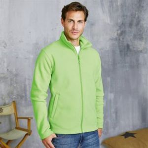 Falco zip-through microfleece jacket Vignette