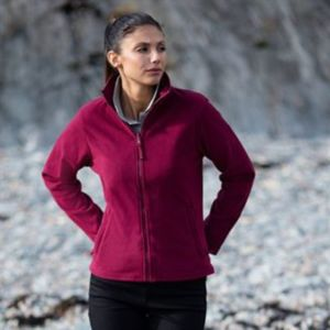 Women's microfleece jacket Vignette