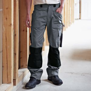 Grafter duo-tone trousers (WD4930) Vignette