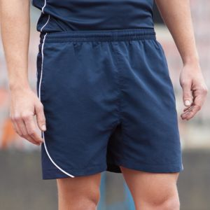 Lined performance sports shorts Vignette