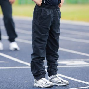 Kids lined tracksuit bottoms Vignette