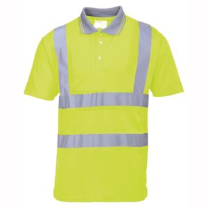 Hi-vis polo shirt (S477/RT22) Vignette