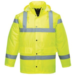 Hi-vis traffic jacket (S460) Vignette