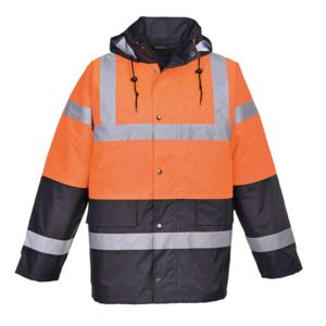 Hi-vis traffic jacket (S466/S467) Vignette