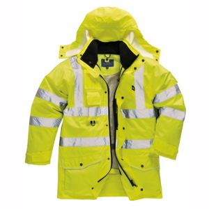 Hi-vis 7-in-1 traffic jacket (S427) Vignette