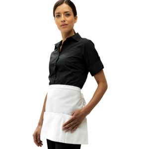 3-open-pocket waist apron Vignette
