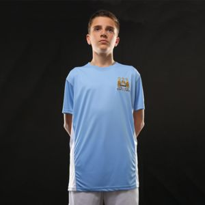 Junior Manchester City FC t-shirt Vignette