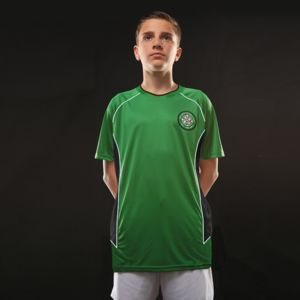 Junior Celtic FC t-shirt Vignette