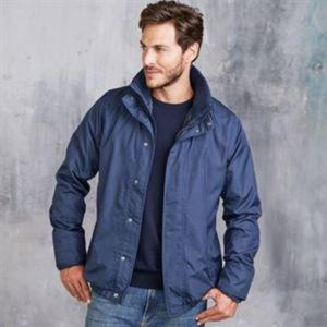 Fleece-lined blouson jacket Vignette