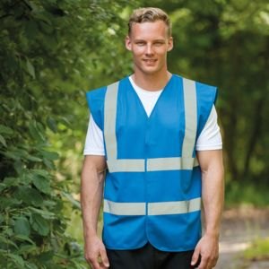 Enhanced visibility vest Vignette