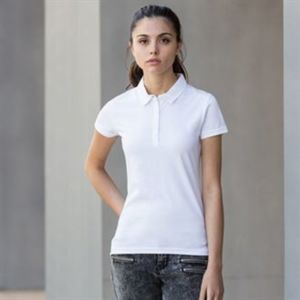 Women's fashion polo Vignette