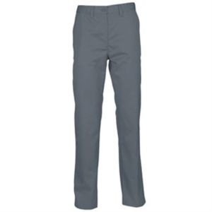 Women's 65/35 flat fronted chino trousers Vignette