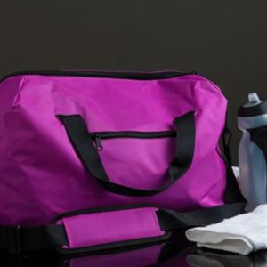 Cool gym bag Vignette