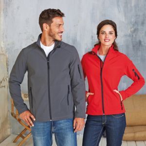 Softshell jacket Vignette