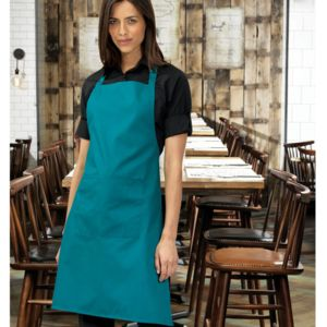 Colours bib apron with pocket Vignette