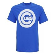 Chicago Cubs large logo t-shirt