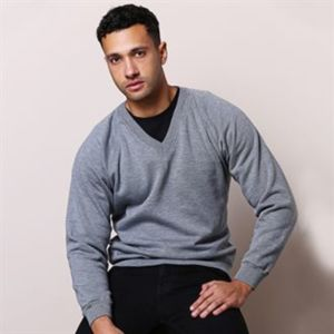 Coloursure™ v-neck sweatshirt Vignette