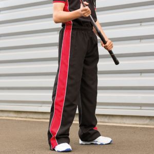 Kids piped track pant Vignette