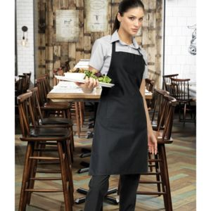 Deluxe apron with neck-adjusting buckle Vignette