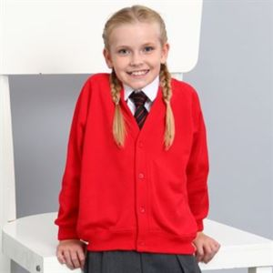 Kids Coloursure™ cardigan Vignette