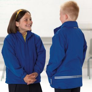 Kids reversible school jacket Vignette