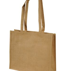 Calcutta Long Handle Jute Shopper Vignette