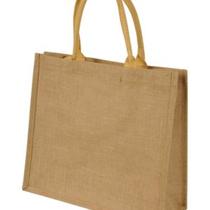 Chennai  Jute Shopper Bag Vignette