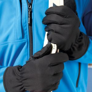 Result Winter Softshell Thermal Glove Vignette