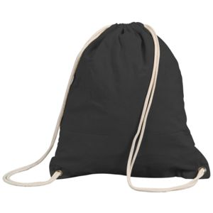 Stafford Cotton Drawstring Tote Backpack Vignette