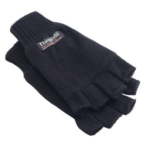 3M Thinsulate Half Finger Gloves Vignette