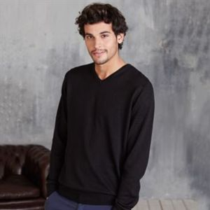 V-neck jumper Vignette