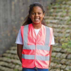 Kids enhanced-visibility vest Vignette