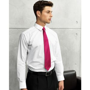 'Colours' satin tie Vignette