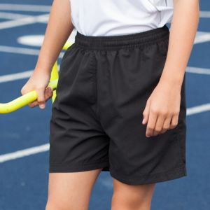 Kids start-line track shorts Vignette