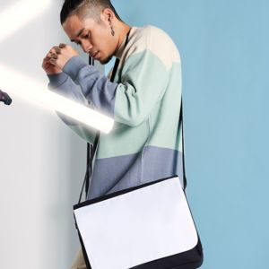 Bagbase Sublimation Messenger Bag Vignette