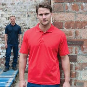 Performance workwear polo Vignette