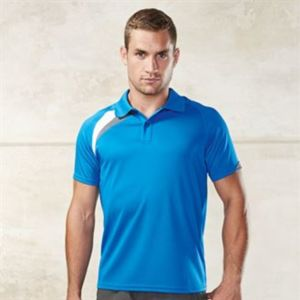 Short sleeve polo shirt Vignette