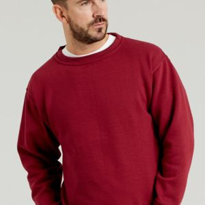 50/50 Set-In Sweatshirt Vignette