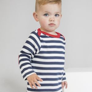 Babybugz Stripy Long Sleeve Tee Vignette