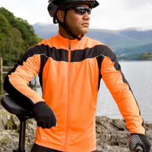 Spiro Mens Bikewear L/S Performance Top Vignette
