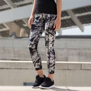 Women's reversible work-out leggings Vignette