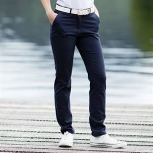 Women's stretch chinos - tag-free Vignette