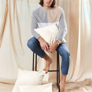 Westford Mill Cotton Cushion Cover Vignette