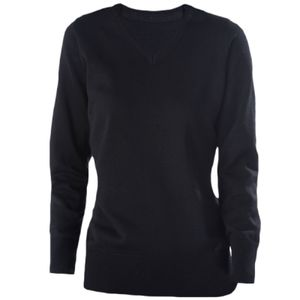 Kariban Ladies V Neck Sweater Vignette