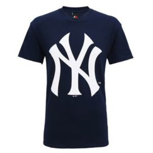New York Yankees large logo t-shirt Vignette